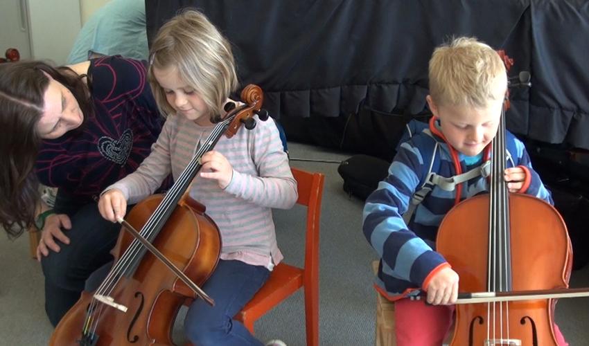 Jubiläumskonzert im Kurzentrum - 25 jahre Musikschule