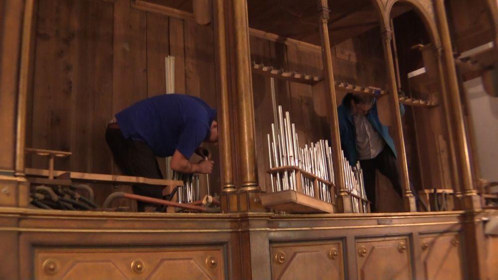 Pfarre St. Jakob erhält neue Orgel