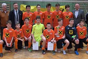 Raiffeisen Junior Cup in der Thermenhalle Bad Vöslau